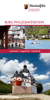 Burg Pfalzgrafenstein | Folder zum Download